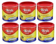 6x300g Bird's Custard Powder, No Artificial Colours, Original Homemade Taste