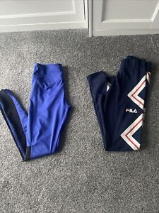 8 Items!! Women's Activewear Bundle Size Small (8-10) Nike/Adidas/Fila/Reebok