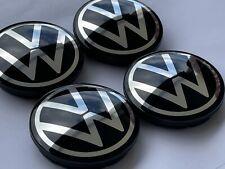 Original VW 50mm klein Mini Rad Kappen Naben Deckel Emblem Abdeckung 1S0601171?
