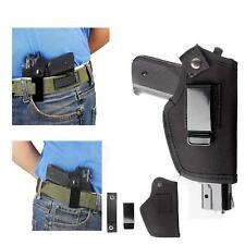 Waistband Pistol Gun Concealed Carry IWB Holster Fits Glock 26 27 29 30 33 42 43