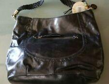 The Sak Indio Leather Hobo Bag  (large)  107277 NWT Retail $179.00