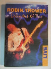 ROBIN TROWER LIVING OUT OF TIME LIVE ROCKPALAST REGION FREE PRE-OWNED DVD OOP