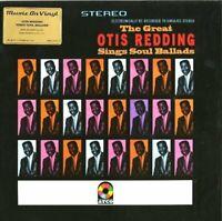 Otis Redding - The Great Otis Redding Sings Soul Ballads [VINYL LP]