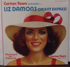 Liz Damon's Orient Express Packaged for Pleasure vinyl CT10178   092918LLE