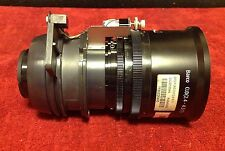 Barco Medium Long Throw Projector Zoom Lens CLD (2.4 - 4.3:1) Studio Quality