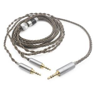 3.5mm to HE400s, HE-400i,HE560, HE350, HE1000,V2 Headphones Cable ( Dual 2.5mm )