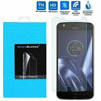 Tempered Glass Screen Protector For Motorola Moto Z Play (XT1635 Verizon)