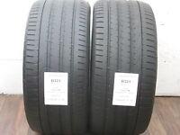 2x 295/35 R21 107Y XL R01, Pirelli P Zero, ca. 5,0mm, DOT 4712 + 1412