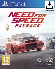Need for Speed Payback - PS4 📥