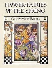 Flower Fairies of the Spring, Very Good Condition Book, Barker, Cicely Mary, ISB