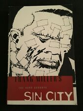 Frank Miller'S Sin City Vol. 1: The Hard Goodbye Trade Paperback