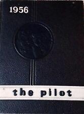 1956 NORVIEW HIGH YEARBOOK NORFOLK VA • THE PILOT!!! RARE!!!