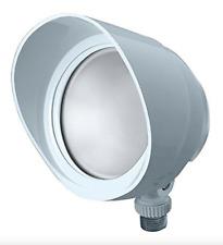 RAB Lighting BULLET12W LED Floodlight, 12W, 120V, 5000K, White NEW IN BOX