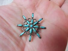 Beautiful, Old Pendants__925 Silver__WITH TURQUOISE_