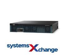 Cisco 2921 Router - Modular - Gigabit CP-2921