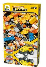 Building Blocks Construction Brick Kids Learning Fun Toys Gift 1000 Pcs BUILD