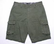 Hurley One and Only Cargo Short 2.0 (32) Carbon Green