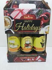 Jordan's Skinny Syrups Happy Holidays Gourmet Coffee Syrup Trio: Peppermint Bark