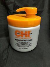 CHI Nourish Intense Silk Hair Masque for Fine Hair 16oz