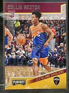 2018-19 Chronicles Playoff COLLIN SEXTON Rookie Card RC #193