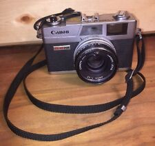 Canon Canonet GIII QL17 35mm Rangefinder Camera - Great Condition!