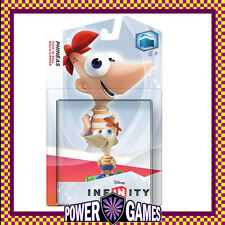 Disney Infinity Phineas Figures for 3DS/PS3/Wii/Wii U/Xbox 360 (Brand New)