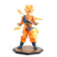 Anime Dragon Ball Z Super Saiyan Son Goku PVC Action Figure Collectible Kid-Toys