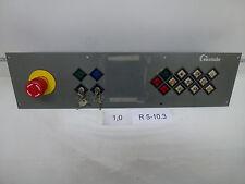 Studer 1332 626a/02, 1332 864a/00 + 1332 865a/01 Grinding Machine Operator Termi...