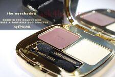 Dolce & Gabbana Smooth Eye Colour Duo Eyeshadow (Fortune 140) Full Size Nib