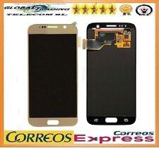 Pantalla LCD completa para Samsung Galaxy S7 SM-G930F ORO GOLD GH97-18523C