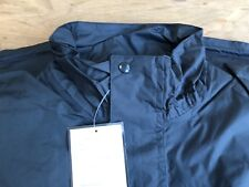 NEW BAYHILL WATERPROOF GOLF SUIT SIZE XL 31 LEG NAVY PANTS AND JACKET