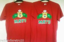 Mayo GAA (Job Lot 2) 2013 All Ireland Gaelic Football T-Shirts (Adult Large)