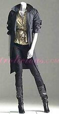 Stella McCartney oversized trench coat parka rainproof jacket MAC size L XL new