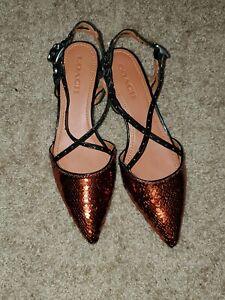 NEW! Coach Shoes size 10 women