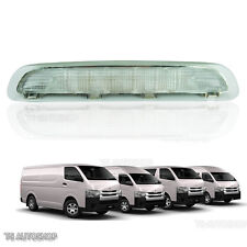 Clear Rear Third Brake Light Lamp Toyota Hiace Commuter LWB KHD222 2005 - 2015