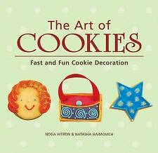 The Art of Cookies: Fast and Fun Cookie Decoration,Excellent Condition
