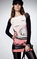 DENNY ROSE MAGLIA miniabito blusa art. 9980 taglia M e L