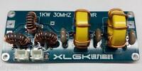 DIY KITS LPF 1000W  1KW 30MHZ  SWR low pass filter for HF SSB amplifier output