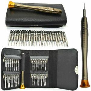 25 in 1  iPhone 6 7 8 X S7 Precision Mobile Phone Repair Tool Kit Screwdriver