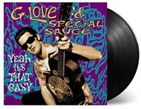 G. Love & Special Sauce - Yeah It's That Easy [New Vinyl]