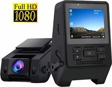Dash Camera for Cars 1080P Full HD Dash Cam Super Night Vision, 170° Wide Angle,