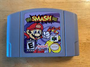 Super Smash Bros N64 Cartridge Only