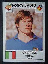 Panini 134 Gabriele Oriali Italia WM 82 World Cup Story