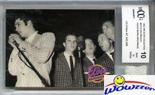 The Elvis Collection#627 Elvis Presley+EVENT WORN UNDERWEAR Beckett 10 MINT GGUM