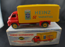Dinky Toys GB n° 923 BIG BEDFORD Van HEINZ BAKED BEANS jamais joué RARE