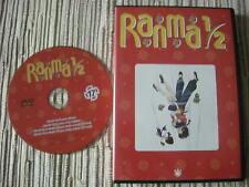 DVD ANIMACIÓN MANGA RANMA 1/2  LA SERIE DE TV VOLUMEN 17 USADO BUEN ESTADO