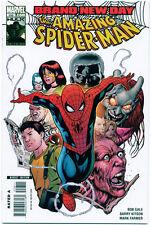 AMAZING SPIDER-MAN #558 - Brand New Day - NM Comic Book