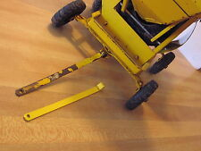 Doepke, Model Toys, Vintage Jaeger Cement Mixer Draw / tow Bar, Repro. Nice.