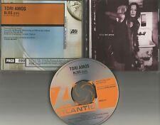 TORI AMOS Bliss Ultra rare 1999 USA PROMO DJ CD single MINT w/ PRINTED LYRICS