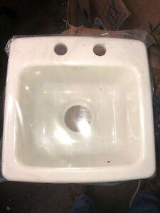 Kohler Gimlet 6015-2 Entertainment Sink (Self-Rimming)